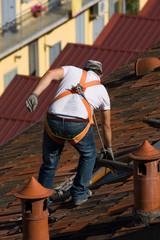 Incidenti sul lavoro in edilizia