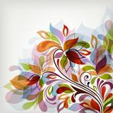 floral background - 25855023