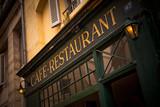 Fototapety Café Restaurant