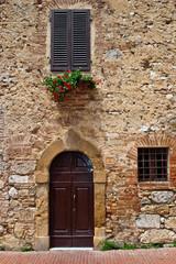 Fassade in Bardolino