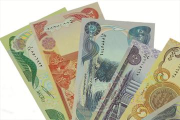 dinar of iraq