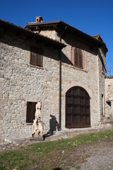 Borgo castello di Zavattarello