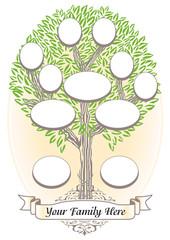 Árbol Genealógico - Genealogía e Historia familiar ...