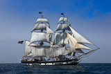 Sailing ship at Sea - 25866842