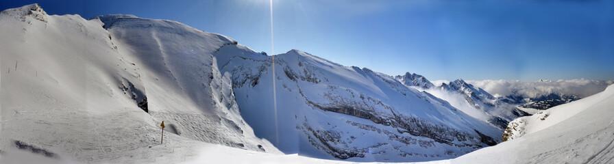 Panorama Haute Savoie Montagne