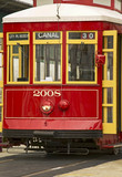 Historische Straßenbahn in New Orleans