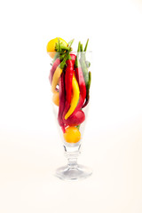 hot chili pepper cocktail