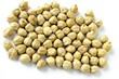 dry seeds of chick-pea