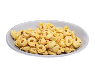 uncooked stuffed pasta