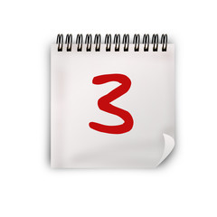 Calendario, Giorno 3