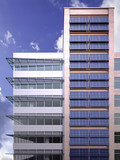 Photovoltaic on an office building