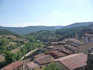 Vista de Frías VI