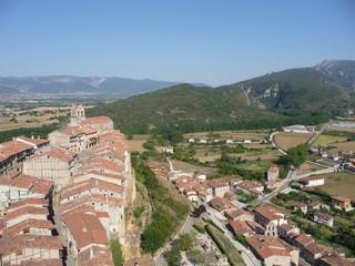 Vistas de Frías desde su castillo VI