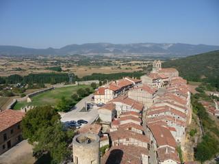Vistas de Frías desde su castillo VII