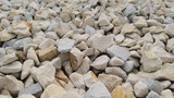 white stony background