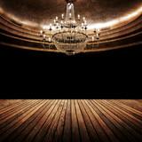 Fototapeta tło - Ballroom - Wnętrze