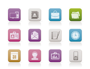 Web Applications,Business and Office icons, Universal icons