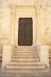Porta laterale del duomo di Siracusa