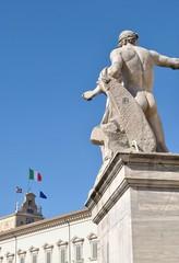 Palazzo del Quirinale - Roma - Italia