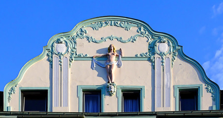 Bremen - Jugendstil Ostertorsteinweg 02