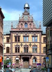 Frankfurt - Gericht 2010