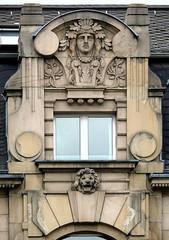 Frankfurt - Karlsruher Str. Jugendstil