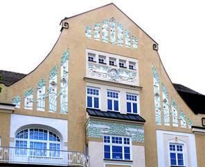 Traunstein - 3 Jugendstil