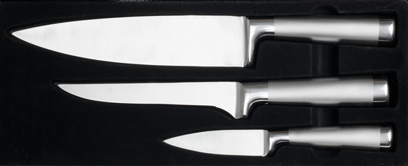Kitchen knifes