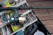 Fishing Rod and Tackle Box - 25912859