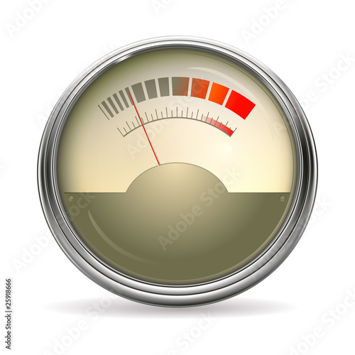 Audio Gauge