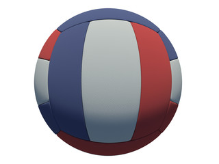 french volleyball