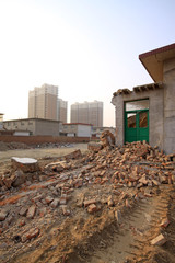 housing demolition materials