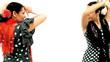 Traditional Spanish Flamenco Dancers