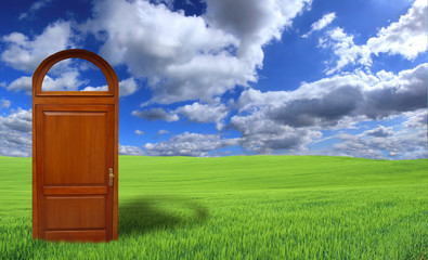 Doors to new the world