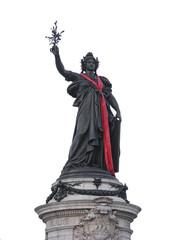 Statue de la place de la république