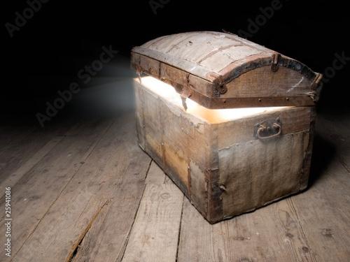 Tresaure chest