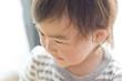 子供の横顔