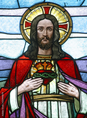 Sacred Heart of Jesus - 25944679