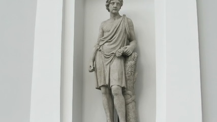 Adonis - the god of the dying and resurrection of nature.