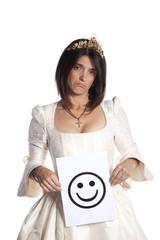 Hypocrite bride