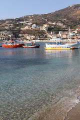 Fishing Boats on the island of Crete