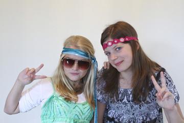 coole Mädchen