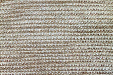 Texture of coarse cloth fabricated by jute fiber