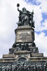 Niederwalddenkmal - Rüdesheim, Germany