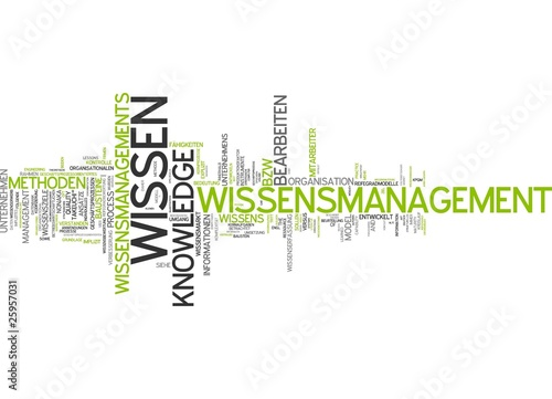 Wissensmanagement / Knowledge Management