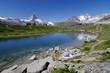 Baden unterm Matterhorn