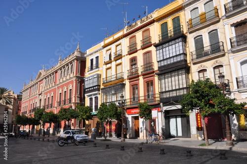 Webcam Centre Ville Seville