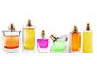 Leinwanddruck Bild - Perfume bottles