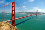 Fototapety The Golden Bridge in San Francisco