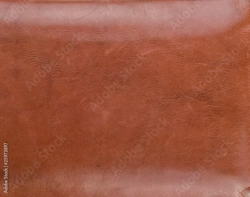 Deurstickers Leder Leder-Hintergrund